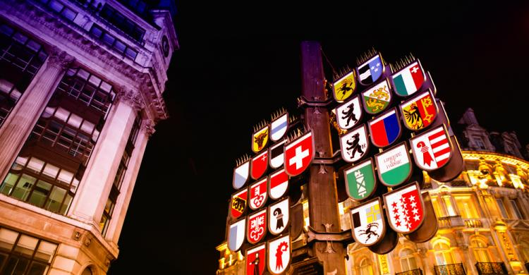 Luces de Leicester Square