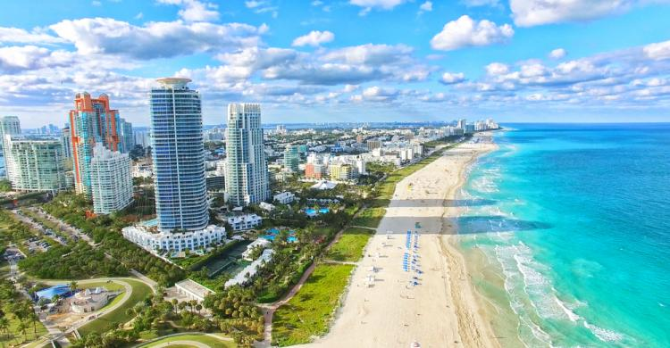 Vistas de South Beach, Miami