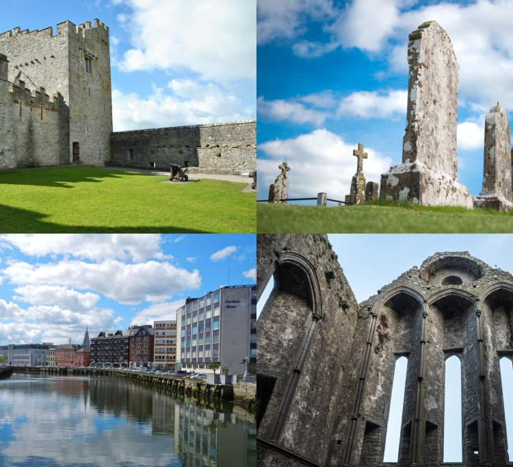 Castillo de Cahir, Cork y Rock of Cashel