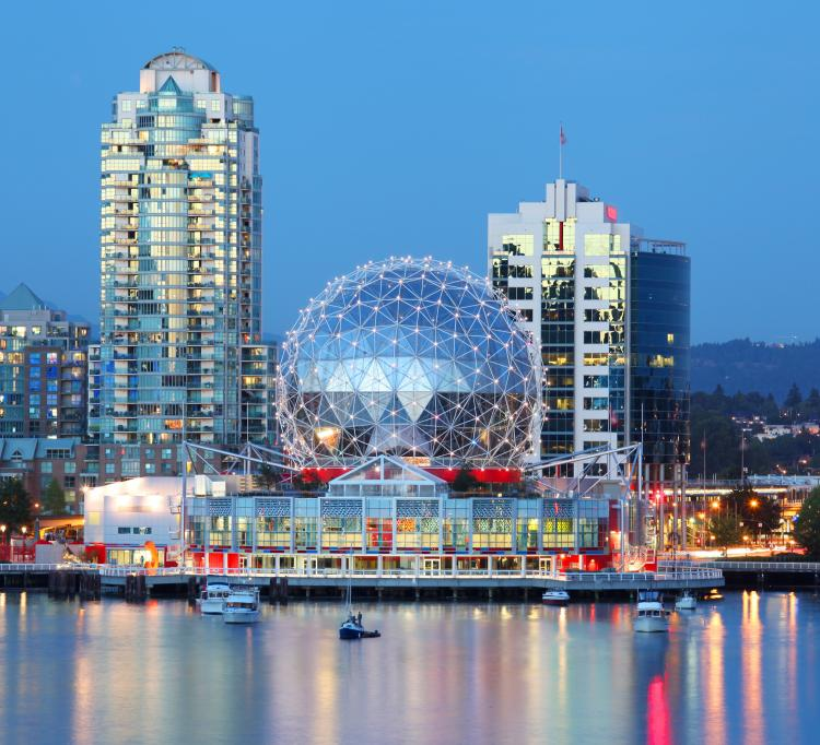Science World - Vancouver
