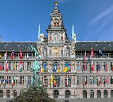 City Hall de Amberes