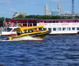 aquabus san petersburgo