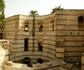 babylon fortress museo