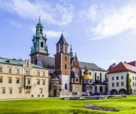 Castillo Wawel o Castillo Real