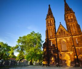 catedral vysehrad