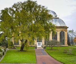 Jardines y parques en edimburgo zonas verdes visitas Jardin botanico horarios y precios