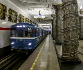 metro saint petersburg