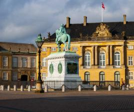 palacio real copenhague