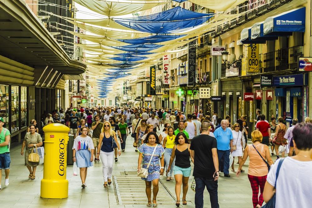 Tiendas de madrid de ropa joyas delicatessen en madrid - Antiguedades en toledo ...