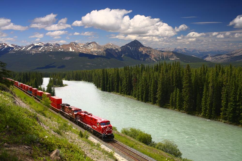 Llegar En Tren A Canadá 101viajes