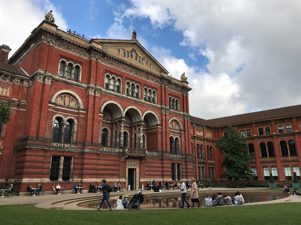 Victoria and Albert Museum, Londres