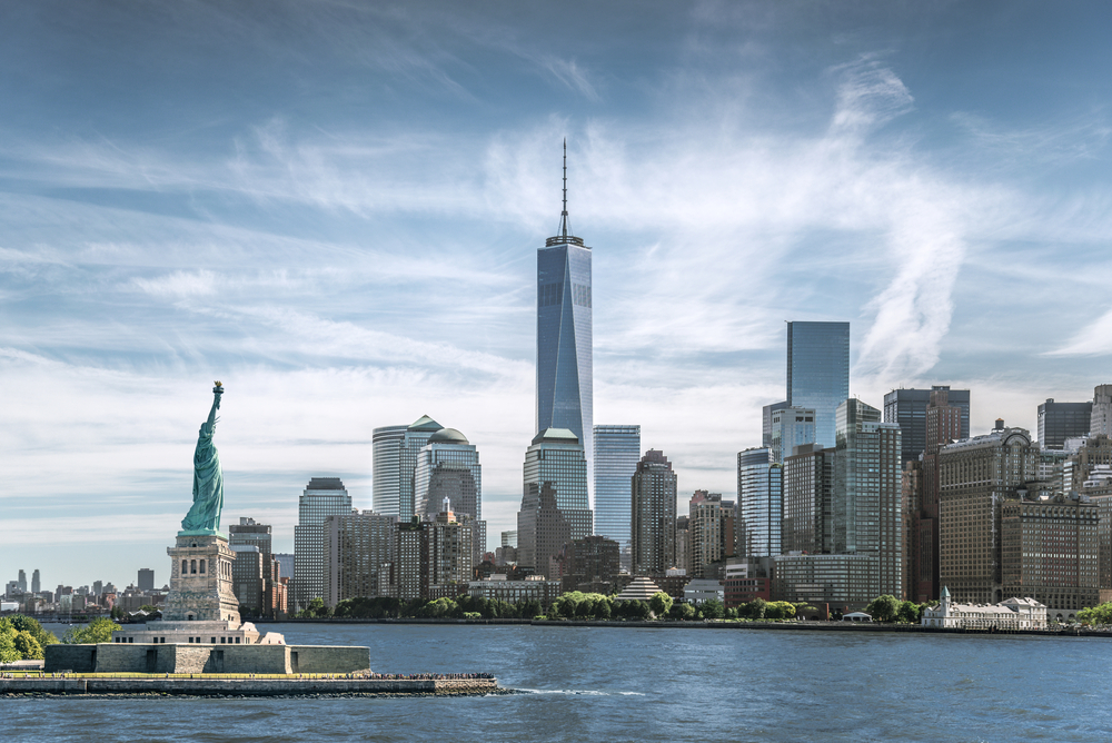 Vistas del World Trade Center